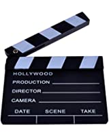 Neewer® 8''X7''/20cm X 17cm Wooden Director's Film Movie Slateboard Clapper Board