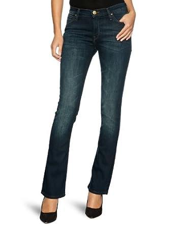 Lee Bonnie Boot Cut Womenu0026#39;s Jeans Mid Sensation W25 INXL31 ...