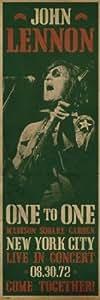 1art1 54295 John Lennon - Concert Tür-Poster 158 x 53 cm
