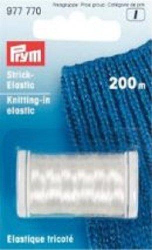 Knitting Elastic 1.5mm Trans
