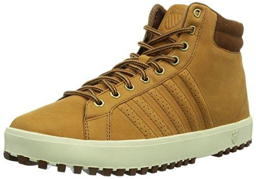 k-swiss-adcourt-zapatillas-para-hombre-color-braun-cognac-bison-whisper-white-221-talla-445