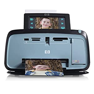 HP A620 Photosmart Compact Photo Printer