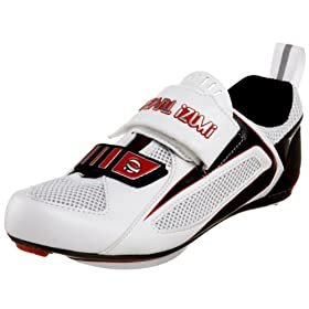 buy Pearl iZUMi TRI Fly III Carbon Cycling Shoe, WhiteTrue