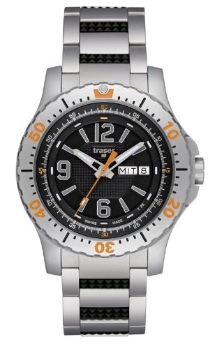 Traser P6602 Extreme Sport Stainless Steel Watch