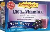 Emergen C Emergen C Acai Berry 30 Sachets - ALA-1168