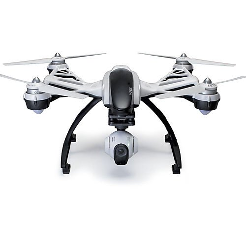 Q500-Typhoon Quadcopter with 1080P 60-FPS HD-Video-Camera, 3 Axis Gimbal, and A Personal Ground Station. Extra Rotors & Extra Battery Included