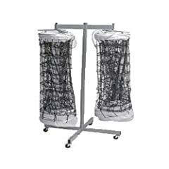 Buy Tandem Sport Double Net Storage Rack (Holds up to 2 Volleyball Nets) by Tandem