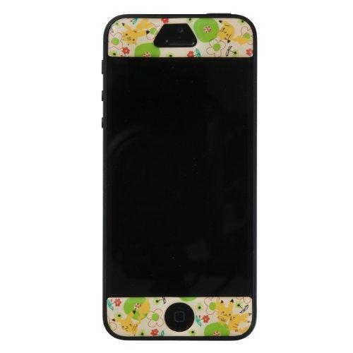 ポケモンセンターオリジナル iPhone 5/5s対応 デコレーションステッカー Pokémon little tales [pikachu]