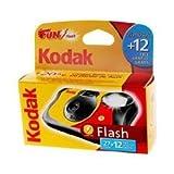 Kodak FUN Flash 400 Film -Pack of 3