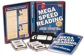 Mega Speed Reading By Howard Stephen Berg (Mega Drill compare prices)