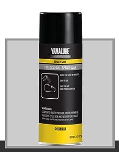 Yamaclean Spray Wax 12Oz by Yamahalube