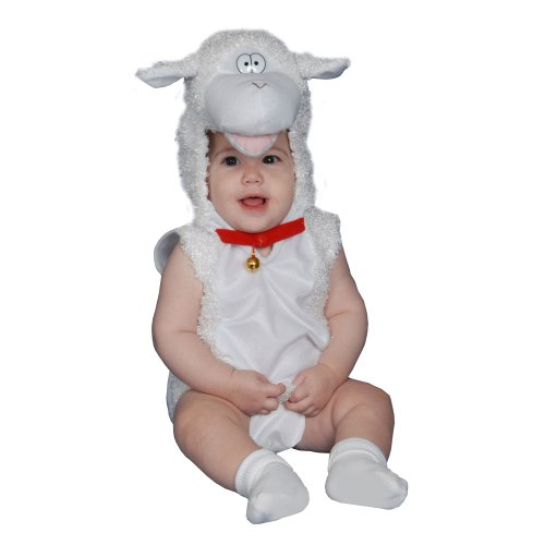 Dress Up America Baby Lamb