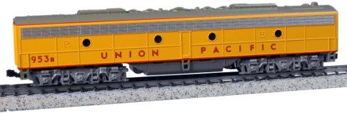 Kato Usa Model Train Products Emd E9B #953B Union Pacific N Scale Train