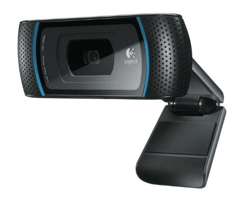 Logitech B910 USB HD Webcam OEM