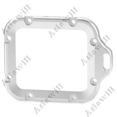 Asiawill-en-alliage-daluminium-avec-tournevis-avec-objectif-pour-GoPro-HD-Hero-3-Silver