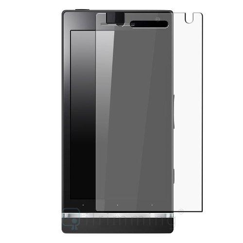 Sony Xperia S LT26i 5x Display-Schutzfolie + Poliertücher Schutz Folien thematys®