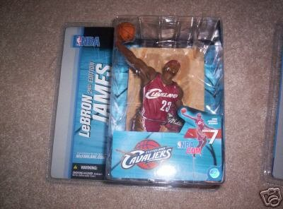 Buy McFarlane Sportspicks: NBA Series 8 > LeBron James
