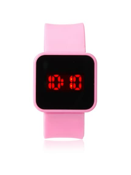 Benny Flores Bubble Gum Tap2Time Touch Screen Watch, Pink