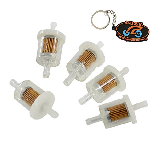 cozy-pack-of-5-in-line-fuel-filter-for-briggs-stratton-16hp-to-24hp-engines-replace-493629-691035-ko