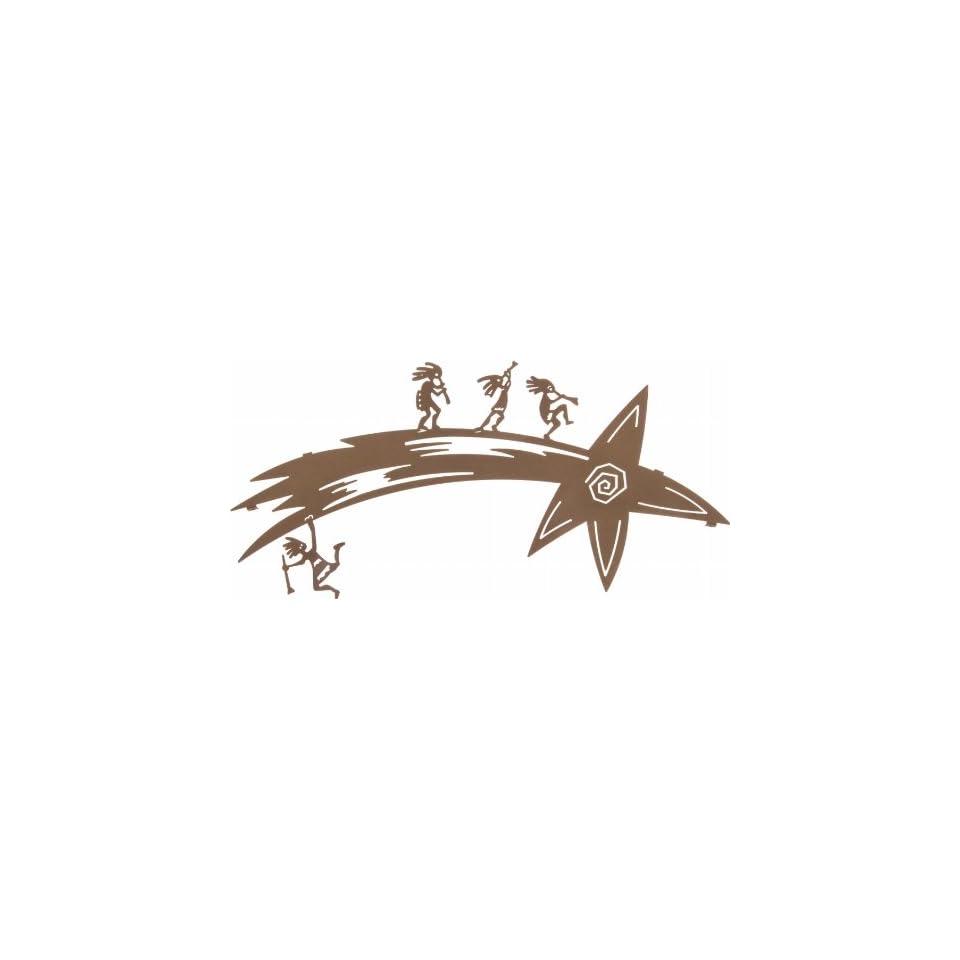 18 Lazart Metal Wall Art Wall Decor   Swingin on a Star