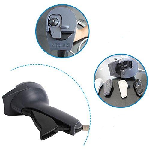 [해외]1PC EAS 총 분리기 마그네틱 보안 태그 제거제 분리기 보안 태그 리무버 + 1PC 분리기 후크 키/1PC EAS Gun Detacher Magnetic Security Tag Removers Detacher Se