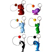 Hog Wild Toys Popper Pop (24) Series 2 Keychain