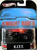 Hot Wheels 2012 Retro Series Die-Cast Knight Rider K.I.T.T 1:64 Scale