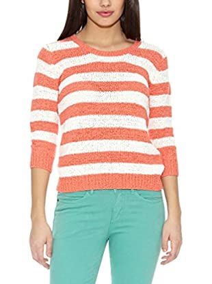 Springfield Jersey Bs-Tapeyarn Stripes (Coral)