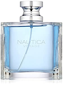 Nautica Voyage for Men Eau De toilette Spray, 3.4-Ounce