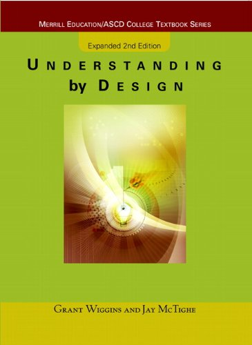 Understanding by Design:Expanded Second Edition (Merrill Education/ASCD College Textbooks)