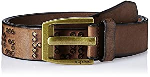 Being Human Clothing Men's Leather Belt