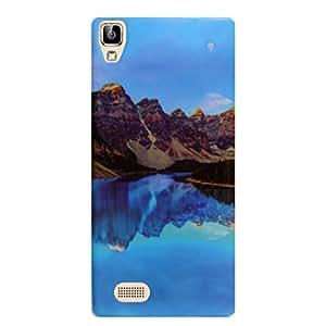 Shopme Printed Designer Back cover_4754_for Panasonic T50