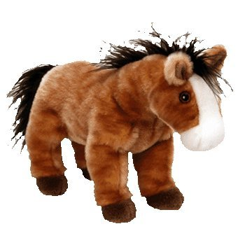 TY Beanie Buddy - OATS the Horse - 1