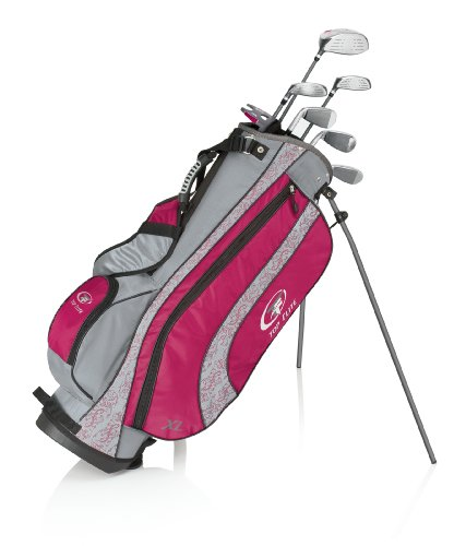 Top-Flite 11-Piece Complete Women's Golf Club Set