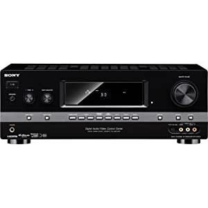 Sony STR-DH810 7.1-channel A/V Receiver with 7 HD Inputs [3D Compatible] (Discontinued by Manufacturer)