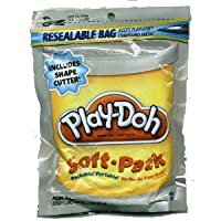 Play-Doh Soft Pack White