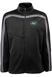 NFL Men's New York Jets Full Zip Viper Fleece Jacket