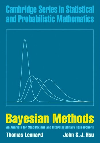 Bayesian Methods: An Analysis for Statisticians and...