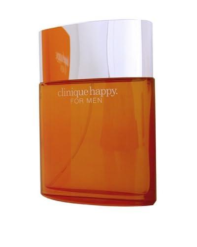CLINIQUE Men's CLI08031 Happy Cologne Spray, 3.4 oz