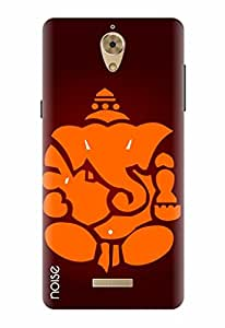 Noise Designer Printed Case / Cover for Coolpad Mega 2.5D / Festivals & Occasions / Ganesha Idol Orange Design