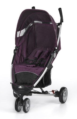 Petite Star Zia Pushchair (Purple Berry)