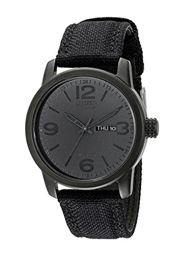 citizen-eco-drive-mens-stainless-steel-case-date-black-cloth-uhr-bm8475-00f
