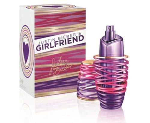 Justin Bieber's Girlfriend Eau De Parfums, 3.4 Ounce