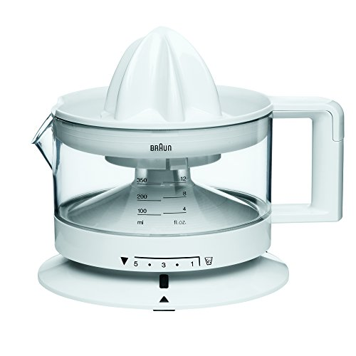 Braun CJ3000 Spremiagrumi Tribute Collection, Bianco