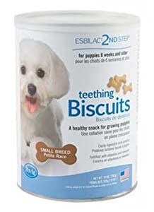 2nd Step Teething Biscuits for Medium to Large Puppies, 18-Ounce
