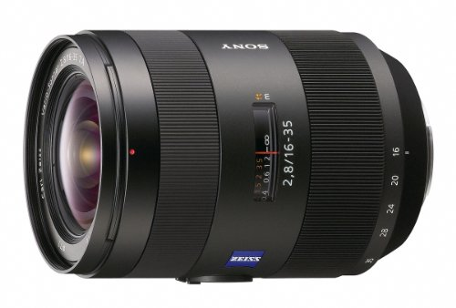 Sony SAL1635Z Alpha 16-35mm F2.8 Carl Zeiss Wide Angle Zoom Lens