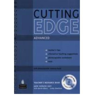 [(New Cutting Edge Advanced Teachers Book and Test Master CD-ROM Pack)] [Author: Jane Comyns-Carr] published on (December, 2003) (New Cutting Edge Advanced compare prices)