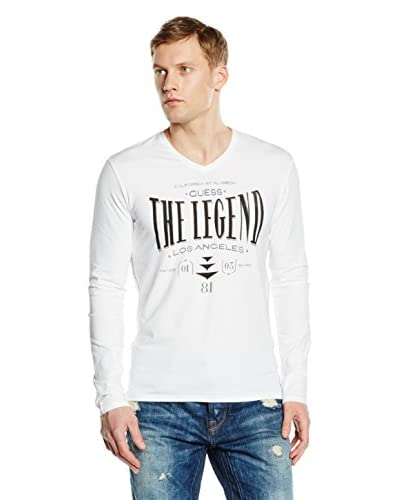 Guess Longsleeve The Legend [Bianco]