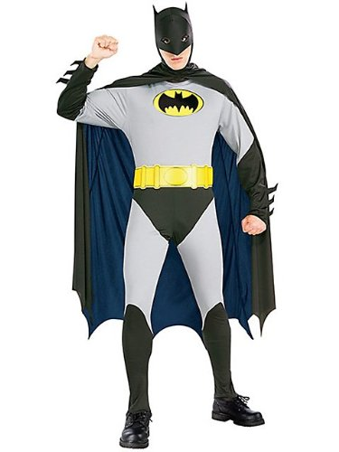 Adult The Batman Costume