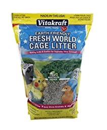 FRESH WORLD CAGE LITTER 975CUin \